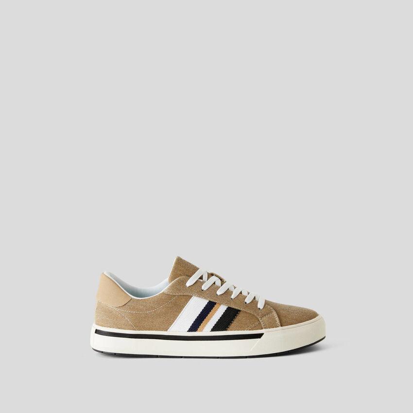Sneakers de tela