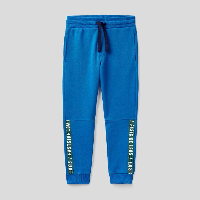 Pantalones de felpa 100% algodón