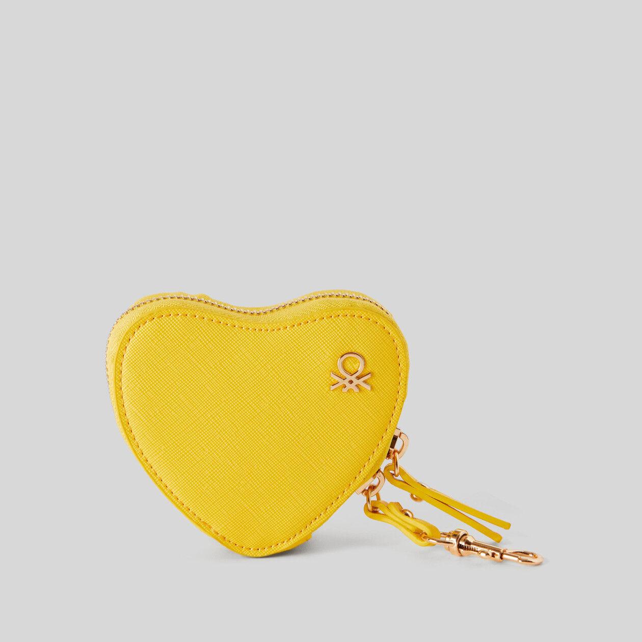 Monedero de corazón