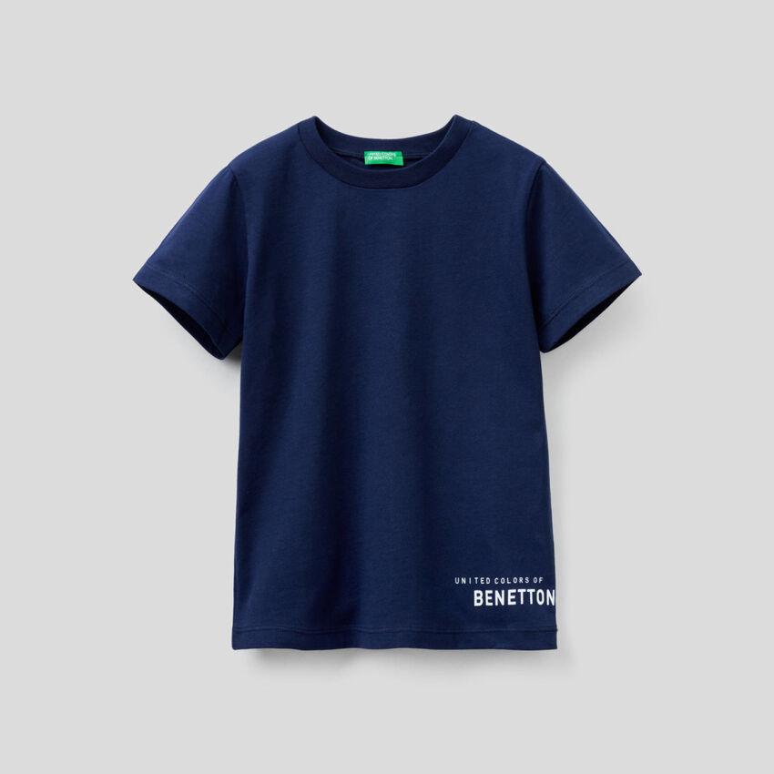 Camiseta básica de algodón orgánico