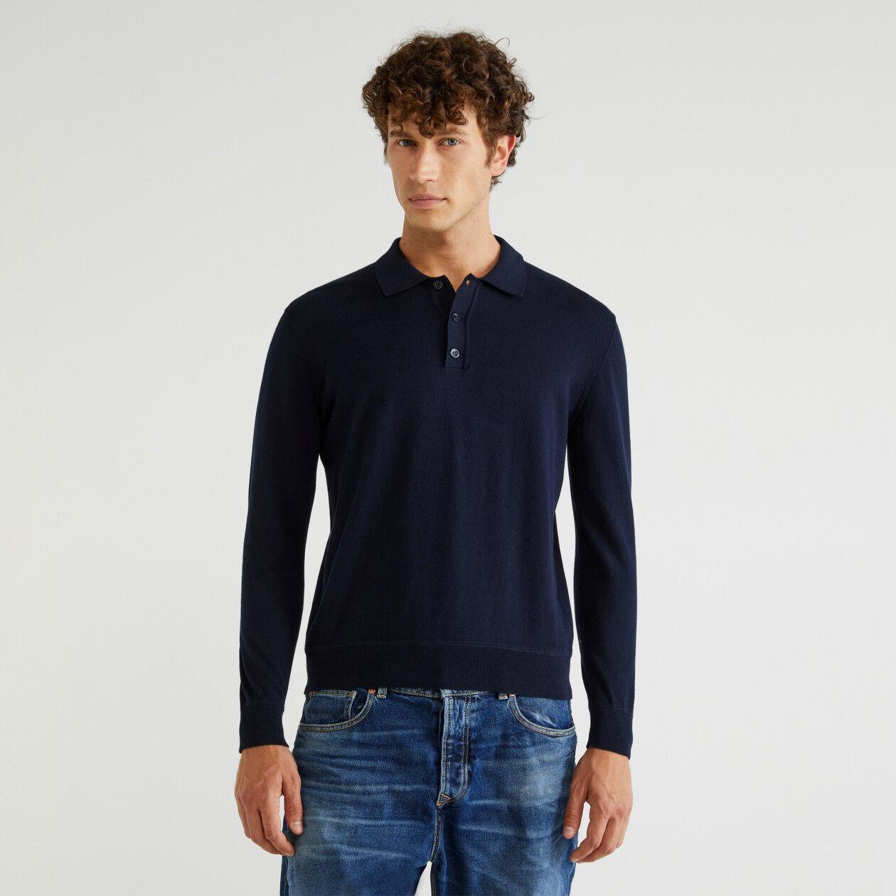 Jersey de estilo polo