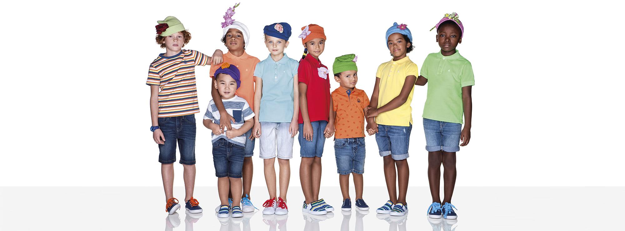 Nueva Colección de Verano de Niños